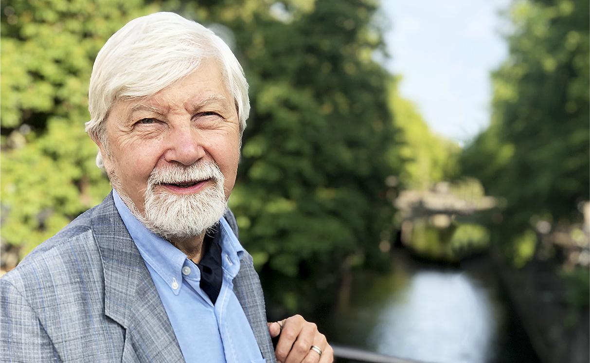 Peter Wallensteen, Senior Professor of Peace and Conflict Research, Uppsala University